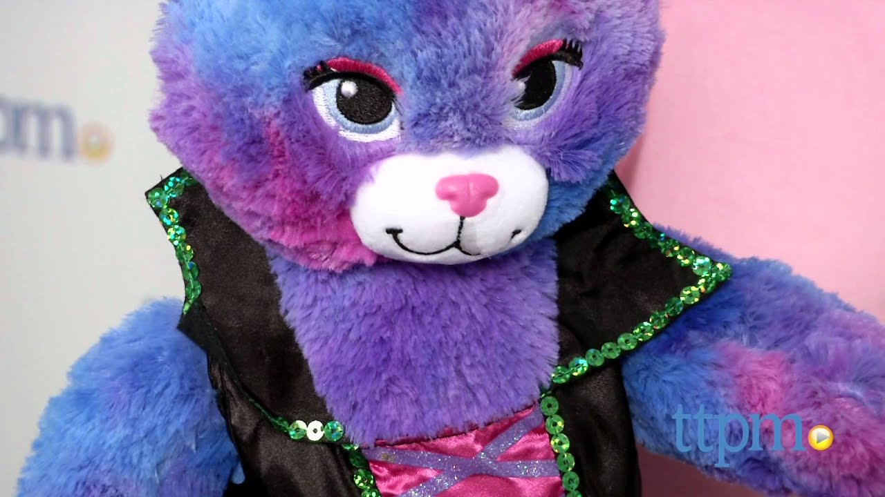 Build-A-Bear Halloween Teddy Bears from Build-A-Bear Workshop & Build-A-Bear Halloween Teddy Bears from Build-A-Bear Workshop - YouTube