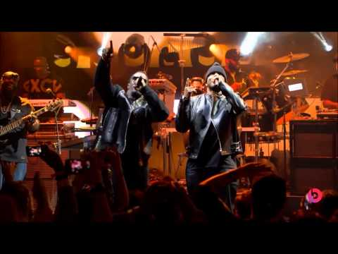 Puff Daddy & Mase Medley - Live @ Beats By Dre Party