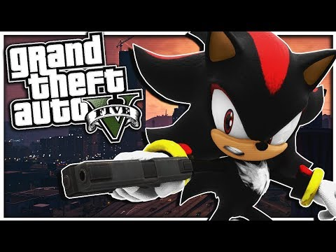 Shadow Plays Grand Theft Auto V! - SCREW THE COPS!!
