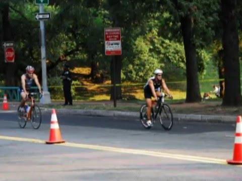 New York City Triathlon, 2008