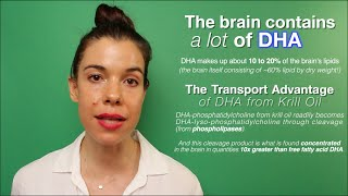The Phospholipid Brain-DHA Advantage