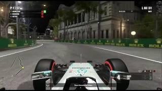 F1 2012 Game PC Gameplay