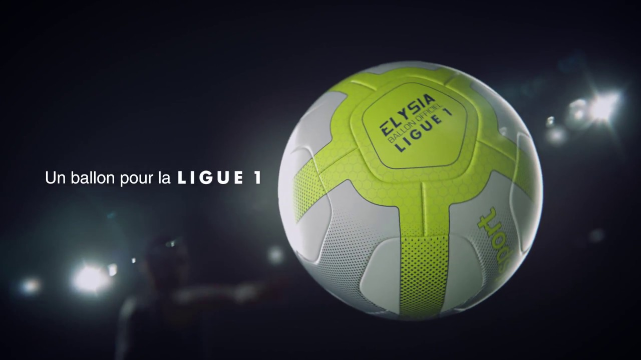 Uhlsport Elysia Official Match Ball Of The Ligue 1 Conforama 2017 2018 Youtube