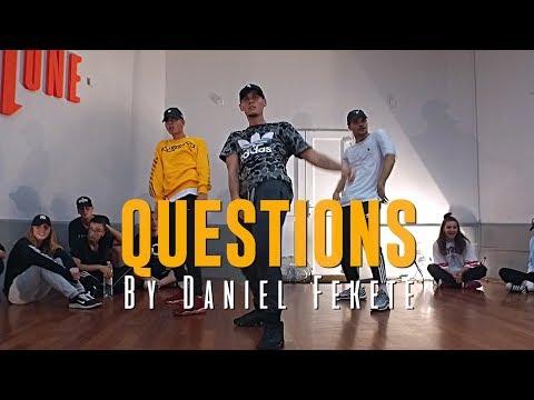 Chris Brown QUESTIS Choreography  Daniel Fekete