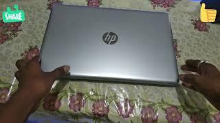 HP laptop i3 processor 7th Generation.. HP laptop 15-da0326TU........