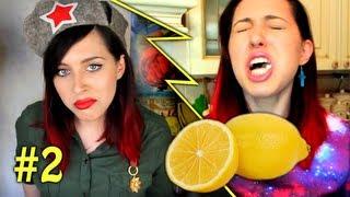 Download Вызов Принят: Поедание Лимонов, CHUBBY BUNNY, NO MIRROR MAKEUP Mp3 and Videos