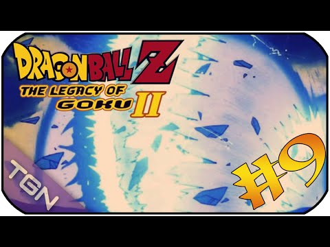 DRAGON BALL Z : THE LEGACY OF GOKU 2 | FINAL, KAMEHAMEHA PADRE/HIJO | #9 BY CUSTEM
