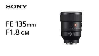 Product Feature   FE 135mm F1.…