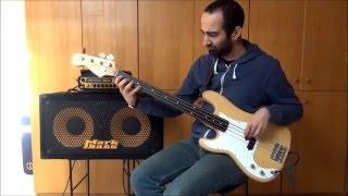 Giovanni Golaschi - Blue Spring Shuffle (Paul Chambers' Bass Solo)