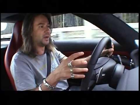 Наши тесты - Mercedes-Benz SLS AMG, часть 2