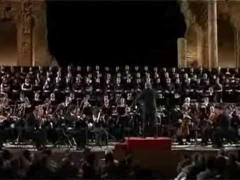 Lorin Maazel La nona sinfonia di beethoven Taormina 2008