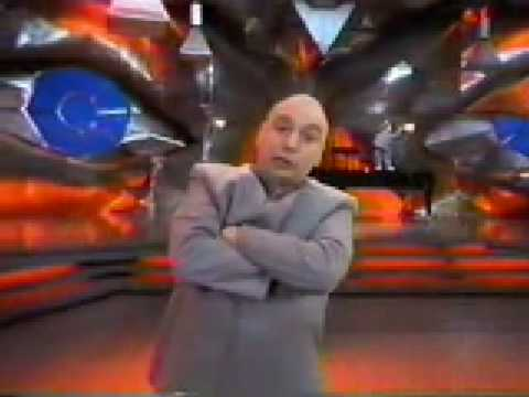 Austin Powers 2, Dr Evil + Mini Me - Just The Two of Us