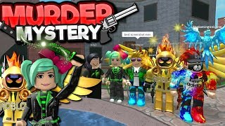 NEUE Roblox Mord Geheimnis Freitag | EXTRA SPECIAL Lange Episode!
