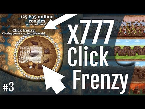 """777x CLICK FRENZY!"" 