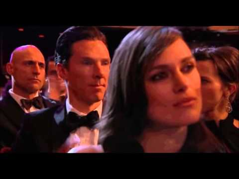 Recap of Benedict Cumberbatch & Sophie Hunter for Their First Anniversary