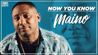 Maino On Working w/ Nipsey Hussle Early On & Making a Song w/ Lil Xan