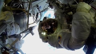 The challenges of a spacewalk - Horizon Tim Peake Special: How to be an Astronaut Preview - BBC Two