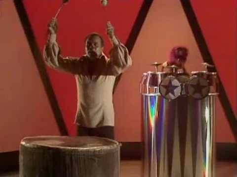 The Muppet Show: Harry Belafonte & Animal (Percussion Duet)