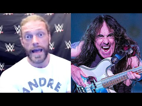 WWE's Edge Reveals Votes for Rock and Roll Hall of Fame