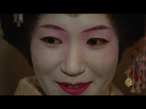 هذا الصباح-فتيات الغيشا سفيرات الثقافة اليابانية لأوروبا  - 12:54-2018 / 9 / 14