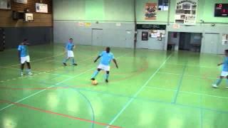 Rambouillet Yvelines 0 - 7 Diamant Futsal