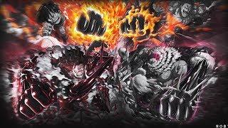 One Piece 「AMV」 Luffy vs Katakuri ♪♪ Comatose ▪ Final Fight