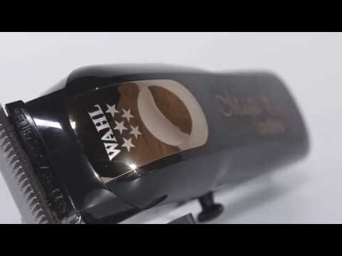 Wahl Black and Gold Cordless Magic Clip