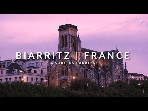 BIARRITZ TRAVEL DIARY: A Surfers City Guide | Miss Malvina