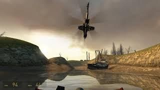 Half-Life 2 - FUGA INSANA! #6