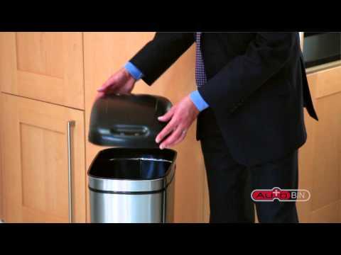 autobin-maxi-series-80-litre-large-capacity-kitchen-bin-&-recycle-bin