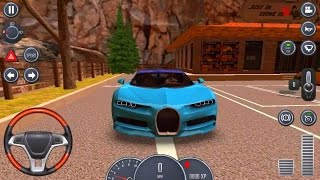 Driving School 2016: Bugatti Chiron - Best Android Gameplay HD