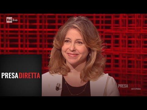 Riccardo Iacona intervista il Ministro della Salute Giulia Grillo - Presadiretta 14/01/2019