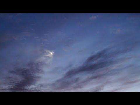 Запуск Союз 2.1б 17.06.2018 (Киров)