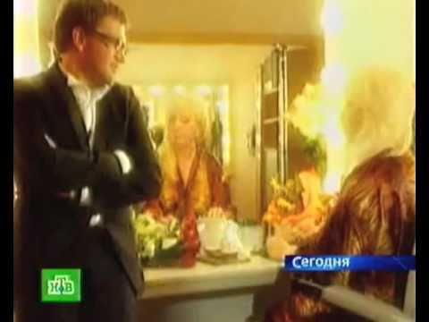 Ирина Аллегрова в программе Сегодня Бенефис НТВ