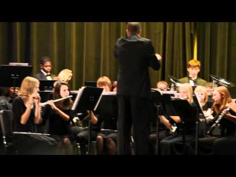 March 0p 99 Winter Haven High School Symphonic Band