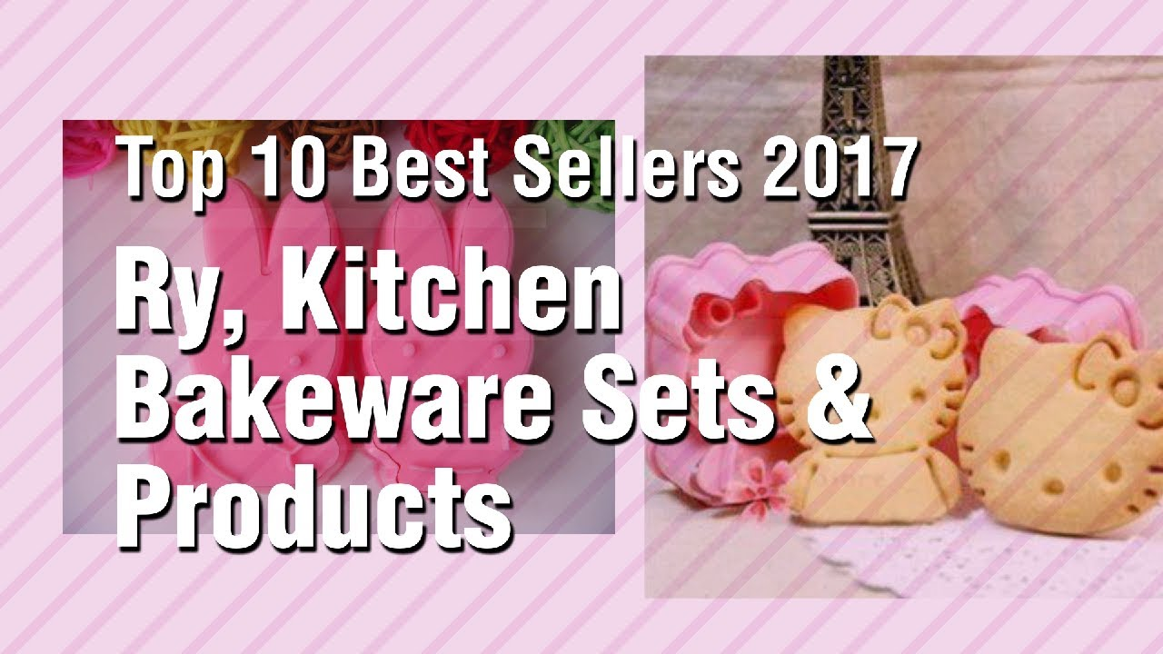 Ry kitchen bakeware sets products top 10 best sellers 2017