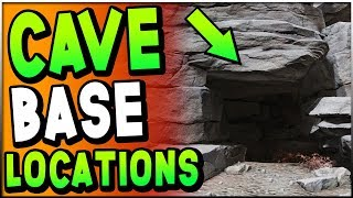 Fallout 76 - CAVE BASE LOCATIONS! Cave Locations in Fallout 76 (Building Guide)