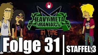 Heavy Metal Maniacs - Folge 31: Smells like the 90ies!? Part 1