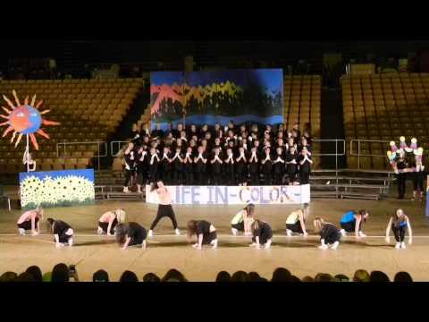 JMU Zeta Tau Alpha Greek Sing 2015