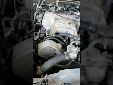 After Injector Cleaning 1996 Isuzu Rodeo