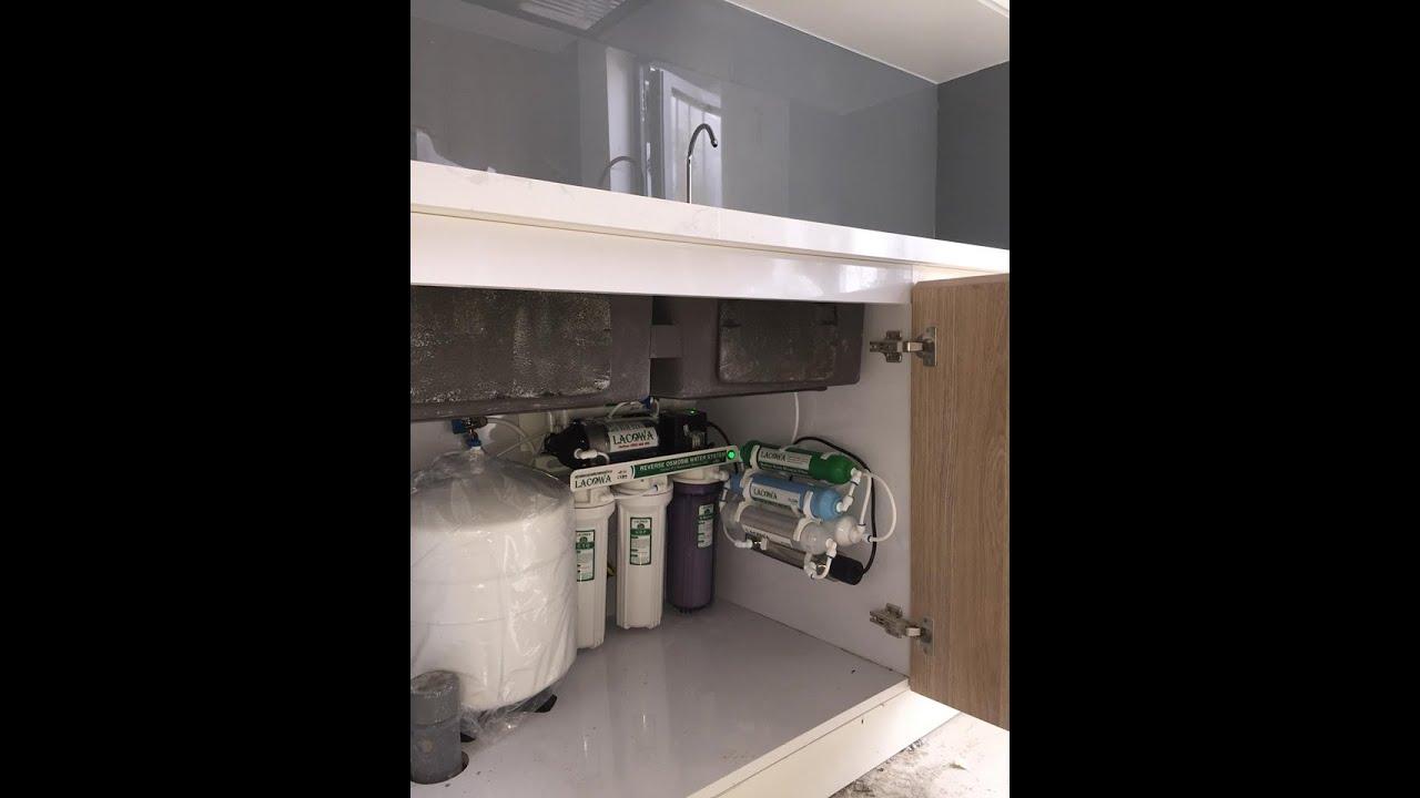 Máy lọc nước nào phù hợp cho căn hộ chung cư? Máy lọc nước chung cư la astoria – lacowa
