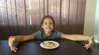 Яблочный Пирог от Алисы - детские рецепты!