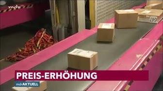 TV Doku: Deutsche Post DHL erhört Porto für Pakete und Päckchen