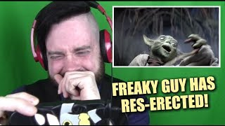 Freaky Guy Reacts: Seagullls (Stop It Now) by Bad Lip Reading  ~Res-Erection of The Freaky Guy~