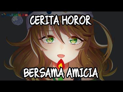 【Free Talk】Horror Story Time!【NIJISANJI ID | Amicia Michella】