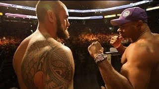FOX Sports 1 Weigh-In Highlight: Overeem vs. Browne