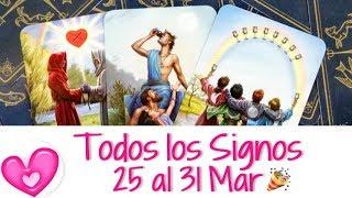 🍀 Tarot Semanal del 25 al 31 Marzo 2019 Todos los Signos🍀 Tarot Guia Angelical thumbnail