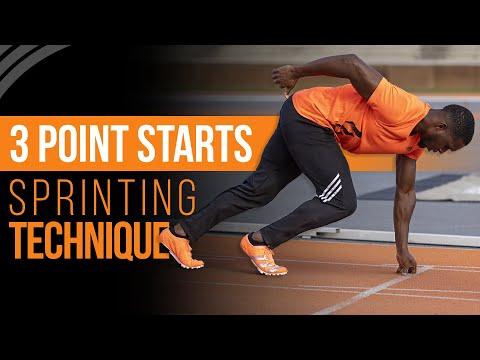 Sprinting Technique |