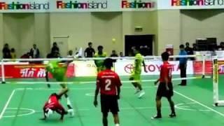IMPRESSIONNANT !!   tennis ballon + kung fu