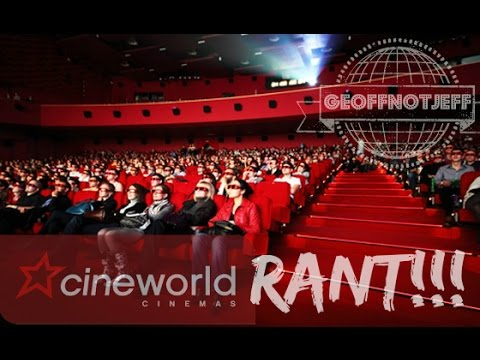 Cineworld Unlimited RANT! Paying Over The Odds For IMAX.